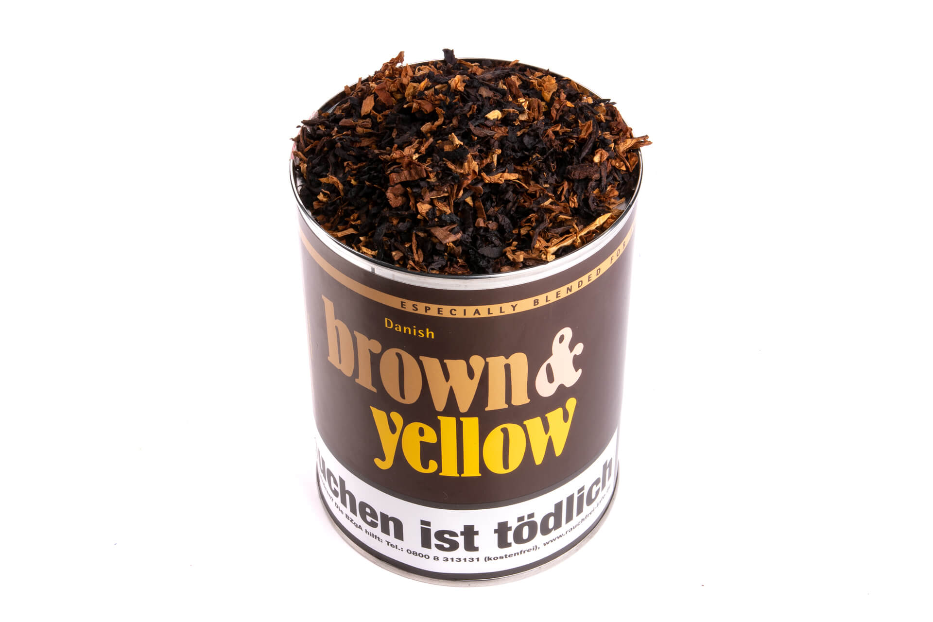 Brown and Yellow 200g Dose
