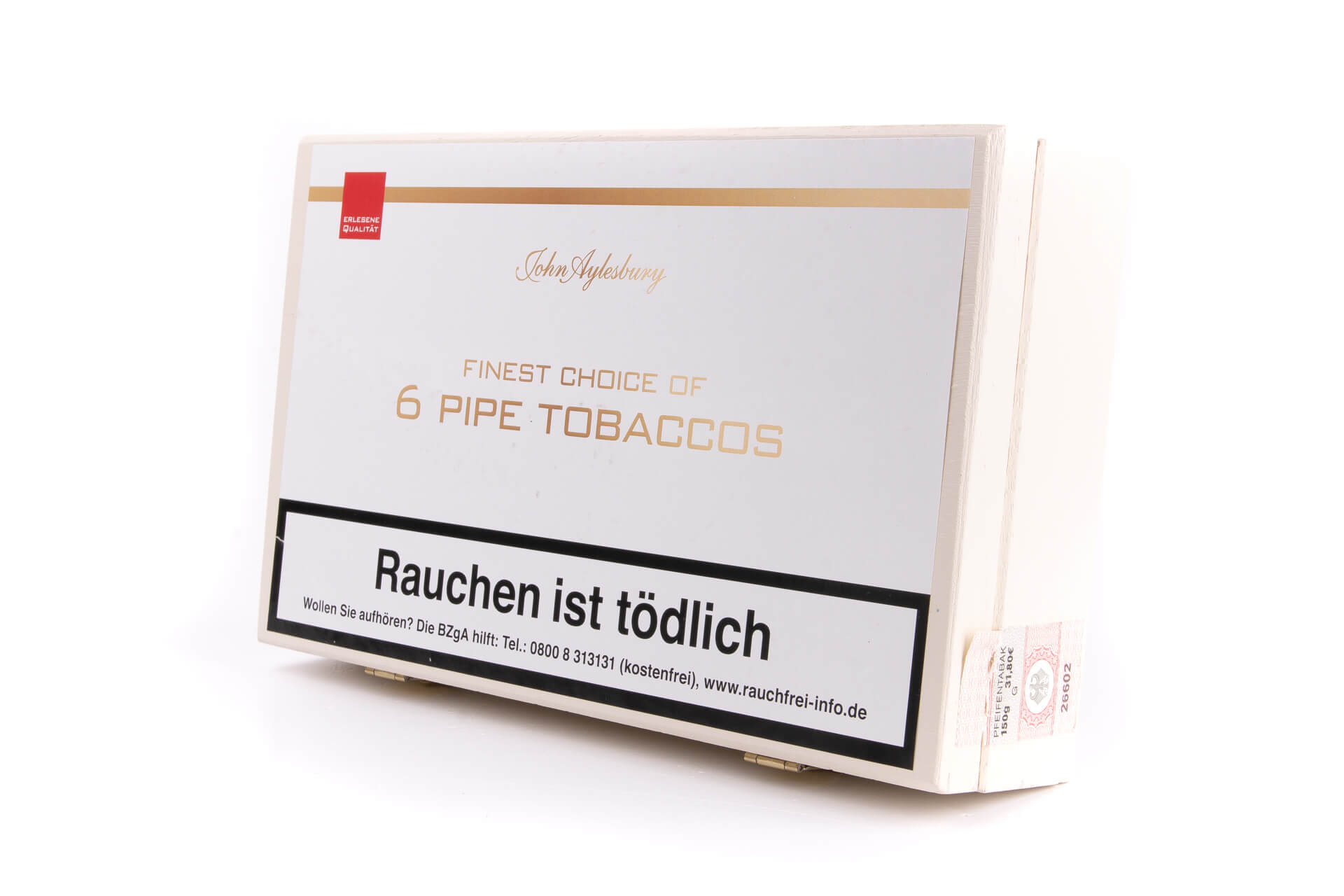 Finest Choice of 6 Pipe Tabacco